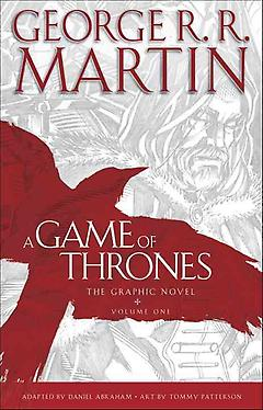 High/Epic Fantasy Book - A Game of Thrones