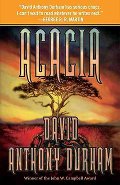 High/Epic Fantasy Book - Acacia