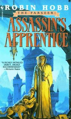 High/Epic Fantasy Book - Assassin's Apprentice