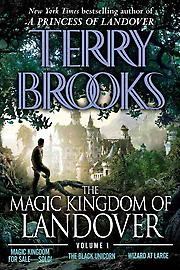 High/Epic Fantasy Book - The Magic Kingdom of Landover