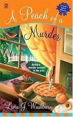 Cozy Mystery - A Peach of a Murder