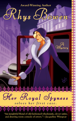 Cozy Mystery - Her Royal Spyness