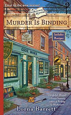 Cozy Mystery - Murder is Binding
