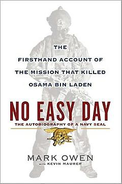 Memoir Book – No Easy Day