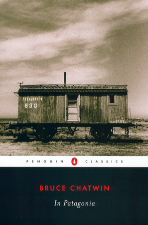 IN PATAGONIA by Bruce Chatwin is a Travel Landmark Title on Book Country.