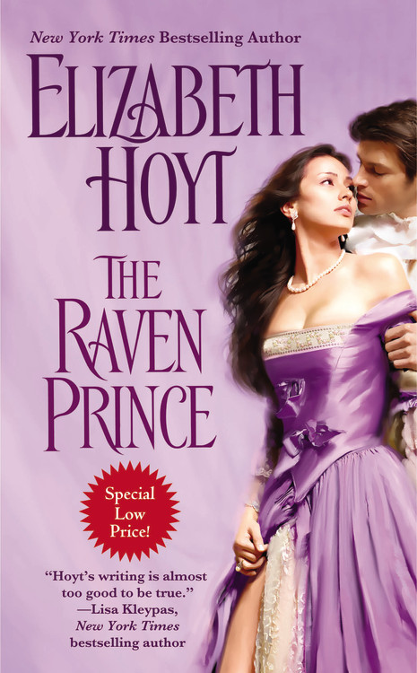 Historical Romance Book - The Raven Prince