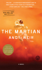 THE MARTIAN by Andy Weir is a Landmark Science Fiction Title on Book Country.