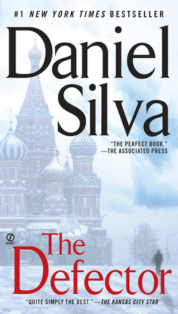 THE DEFECTOR by Daniel Silva is a Landmark Espionage Title on Book Country.
