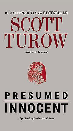 Legal Thriller - Presumed Innocent