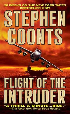 Military Thriller - Flight of the Intruder