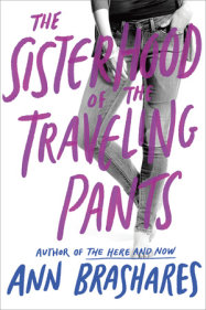 THE SISTERHOOD OF THE TRAVELING PANTS by Ann Brashares is Landmark Young Adult Title on Book Country.