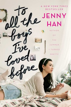 TO ALL THE BOYS I'VE LOVED BEFORE by Jenny Han is Landmark Young Adult Title on Book Country.